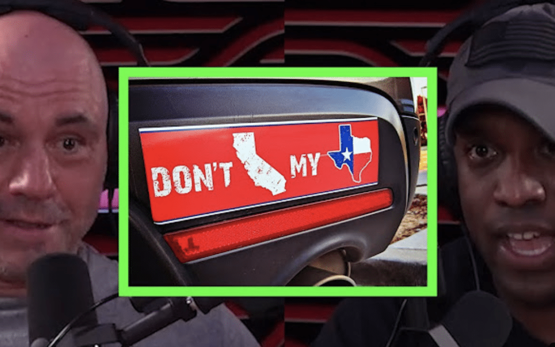 Don't California My Texas