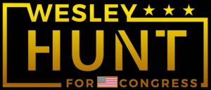 Wesley Hunt For Congress